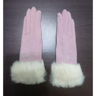 バービー(Barbie)のバービー 手袋(手袋)
