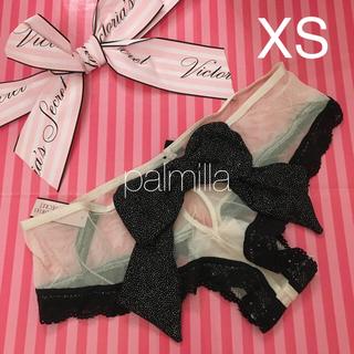 Victoria's Secret - 【新品未使用】ヴィクトリアシークレット リボン ショーツ