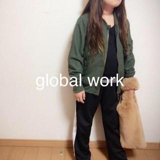 GLOBAL WORK - グローバルワーク ジャージーパンツ M(110〜120)