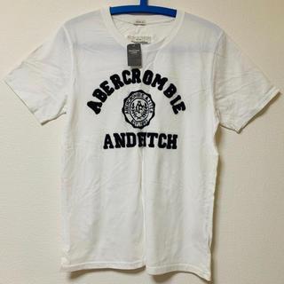 アバクロンビーアンドフィッチ(Abercrombie&Fitch)の半袖tシャツ(Tシャツ/カットソー(半袖/袖なし))