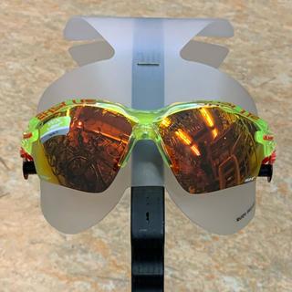 SH+ サングラス クリスタルイエロー『RG5000WX』交換レンズ2枚付き(その他)