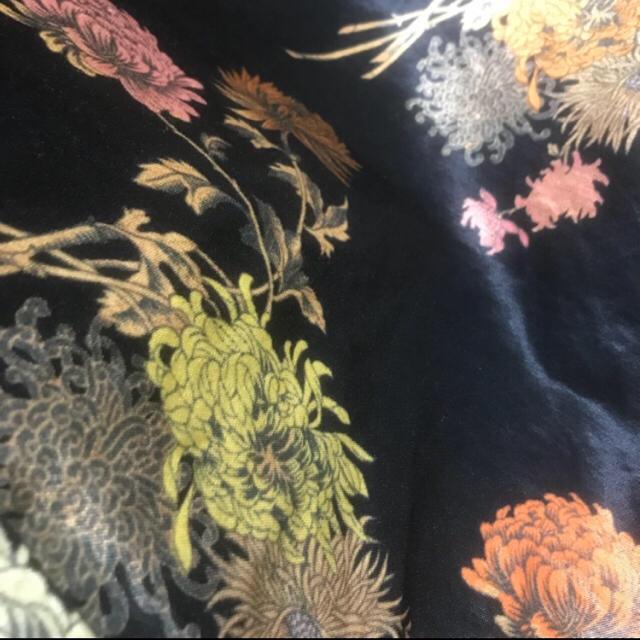 DRIES VAN NOTEN(ドリスヴァンノッテン)のドリス フラワープリントパンツ レディースのパンツ(カジュアルパンツ)の商品写真