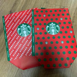 Starbucks Coffee - 韓国スタバ エコバッグ
