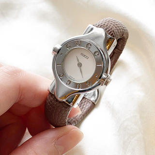 Gucci - 稼働品 美品!グッチ!レディース腕時計