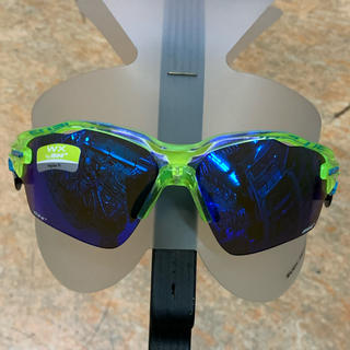 SH+ サングラス クリスタルイエローブルー『RG5000WX』交換レンズ2枚付(その他)