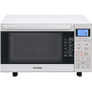 アイリスオーヤマ - アイリスオーヤマ フラットテーブル 18L オーブン 電子レンジ