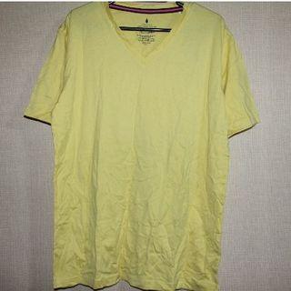 グリーンレーベルリラクシング(green label relaxing)のグリーンレーベルリラクシング Tシャツ(Sコットン製 黄)(Tシャツ/カットソー(半袖/袖なし))
