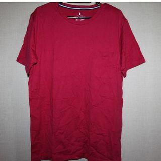 グリーンレーベルリラクシング(green label relaxing)のグリーンレーベルリラクシング Tシャツ(Sコットン製 赤)(Tシャツ/カットソー(半袖/袖なし))