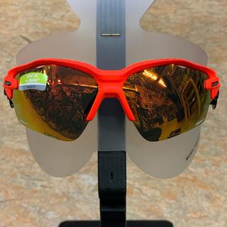 SH+ サングラス オレンジ『RG5000WX』交換レンズ2枚付き(その他)