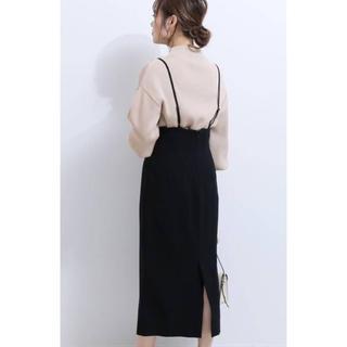 Noble - 大人気商品 ノーブル サロペットスカート