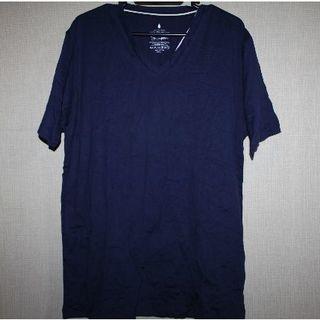 グリーンレーベルリラクシング(green label relaxing)のグリーンレーベルリラクシング Tシャツ(Sコットン製 紺)(Tシャツ/カットソー(半袖/袖なし))