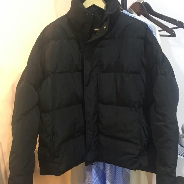 ZARA(ザラ)の【高品質】ZARA  ダウンジャケット ブラック レディースのジャケット/アウター(ダウンジャケット)の商品写真
