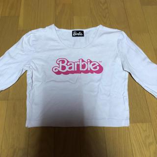 Barbie - バービー ショート丈 ロンT