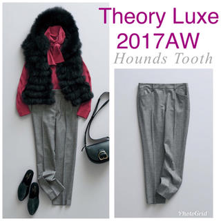 セオリー(theory)のセオリーリュクス HOUND.STOOTH/ATRIA 38(クロップドパンツ)