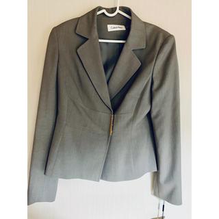 カルバンクライン(Calvin Klein)のジャケット (ノーカラージャケット)