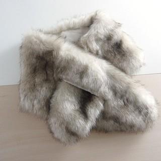 アングリッド(Ungrid)の冬物 ⚫Ungrid⚫ アングリッド ファーティペット F ♪(マフラー/ショール)