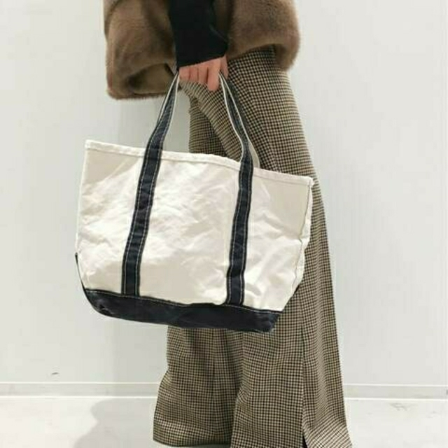 L'Appartement DEUXIEME CLASSE(アパルトモンドゥーズィエムクラス)の すもも様専用【L.L.Bean  】Canvas Tote Bag M レディースのバッグ(トートバッグ)の商品写真