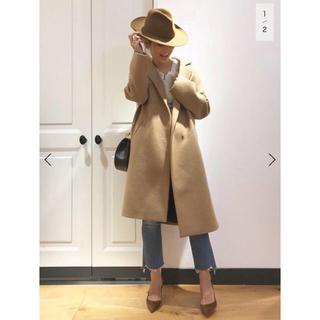 ドゥーズィエムクラス(DEUXIEME CLASSE)のparadis chester coat 新品未使用品(チェスターコート)