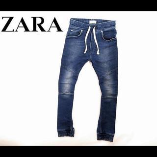 ZARA - ZARA ザラ ジョガー デニム パンツ サイズS