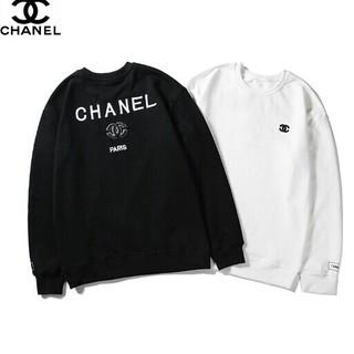 シャネル(CHANEL)のCHANEL ロゴ 刺繍 シンプル 男女兼用  柔らかい  メンズ パーカー(パーカー)