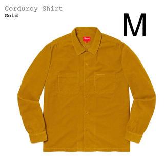 Supreme - Supreme /Supreme Corduroy Shirt