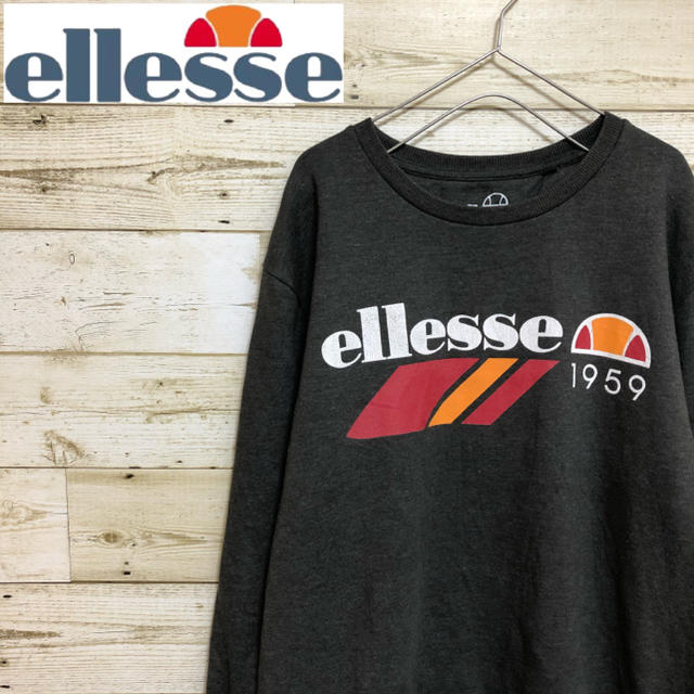 ellesse(エレッセ)のエレッセ(ellesse)☆ビッグロゴ スウェット メンズのトップス(スウェット)の商品写真