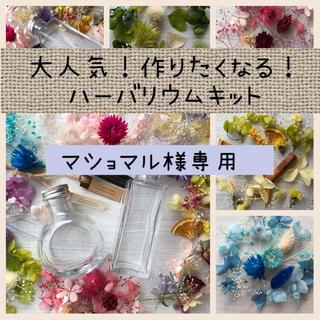 【マショマル様専用♩】作りたくなる♡ハーバリウムキット3セット(その他)