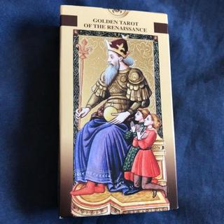 Golden Tarot of The Renaissance タロットカード