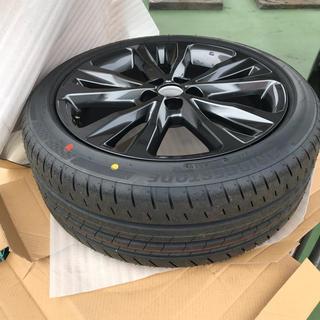 トヨタ - トヨタ 新型カローラツーリングW×B 17インチ アルミタイヤセット