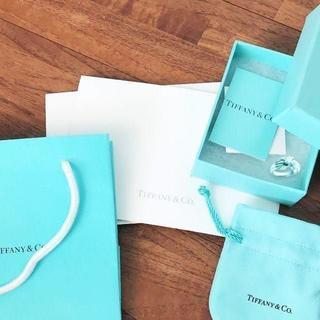 ティファニー(Tiffany & Co.)の☆新品☆未使用☆ティファニー シグネチャークロスリング 8号(リング(指輪))