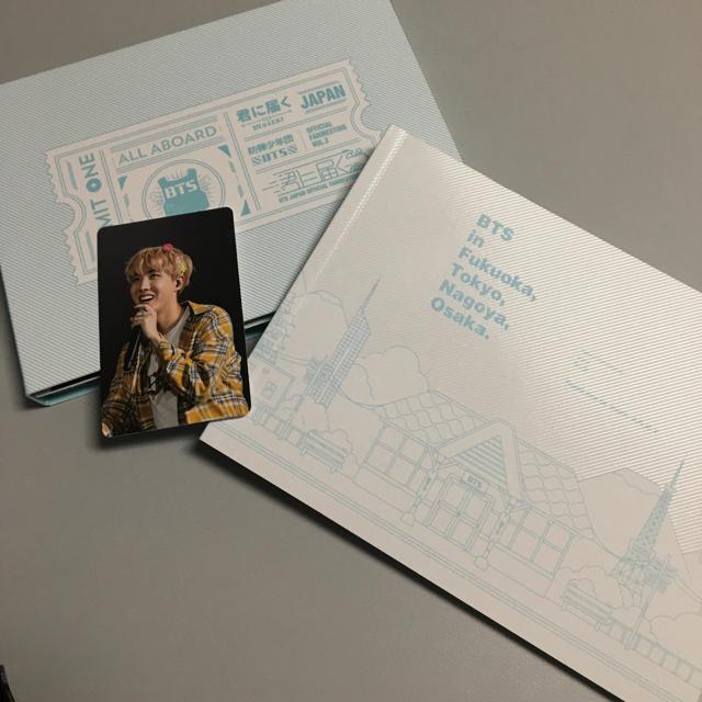 防弾少年団 / 君に届く DVD エンタメ/ホビーのDVD/ブルーレイ(ミュージック)の商品写真