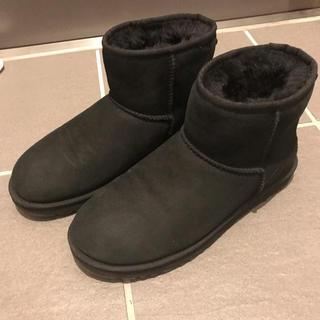 アグ(UGG)のgan様専用 UGG ブーツ ブラック(ブーツ)