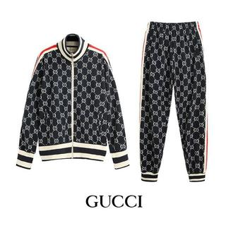 Gucci - ジャージ上下セット プロフィールをご覧で下さい