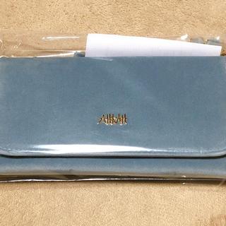 アーカー(AHKAH)のお値下  Sweet(スゥィート)12月増刊号  付録  AHKAH(ポーチ)