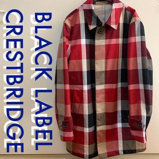 ブラックレーベルクレストブリッジ(BLACK LABEL CRESTBRIDGE)のBlack label crestbridge ステンカラーコート サイズM(ステンカラーコート)