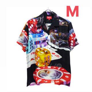 Supreme - supreme casino rayon shirt M