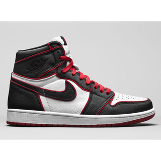 ナイキ(NIKE)のNIKE AIR JORDAN 1 RETRO HI OG bloodline(スニーカー)