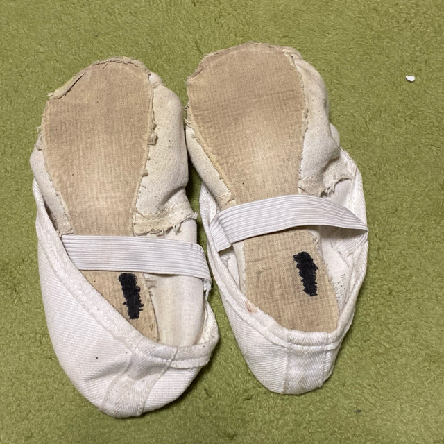 CHACOTT(チャコット)のチャコット バレエシューズ 22cm レディースの靴/シューズ(バレエシューズ)の商品写真