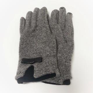 フルラ(Furla)のFURLAフルラ☆グローブ手袋グレー(手袋)