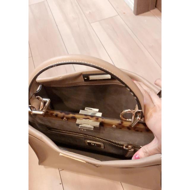 FENDI(フェンディ)のFENDI ピーカブー レギュラー   レディースのバッグ(ショルダーバッグ)の商品写真