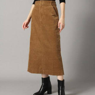 LOWRYS FARM - コーデュロイタイトスカート