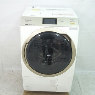 Panasonic - Panasonic NA-VX9800L ななめ ドラム 洗濯乾燥機 洗濯機