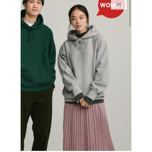 GU(ジーユー)のGU プリーツスカート M レディースのスカート(ロングスカート)の商品写真