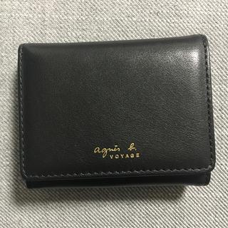 アニエスベー(agnes b.)のアニエス・ベー 三つ折り財布 ミニウォレット(財布)