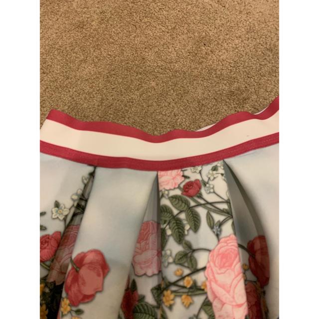 MONNALISA(モナリザ)のモナリザスカート キッズ/ベビー/マタニティのキッズ服女の子用(90cm~)(スカート)の商品写真