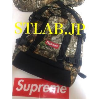 シュプリーム(Supreme)のリアルツリーカモ 19AW Supreme Backpack Tree Camo(バッグパック/リュック)
