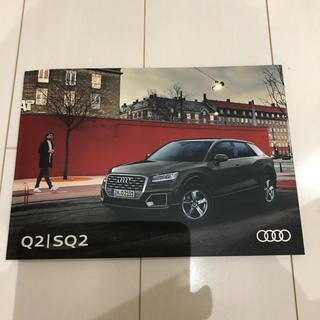 アウディ(AUDI)のアウディ Q2 SQ2 カタログ(カタログ/マニュアル)
