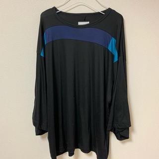 シャリーフ(SHAREEF)のSHAREEF BIG T-SHIRT(Tシャツ/カットソー(七分/長袖))