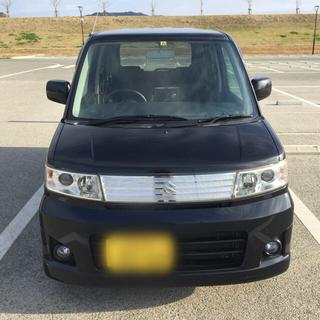 スズキ - ワゴンR スティングレー 低走行41849km ナビ付き 検R2/12  福岡