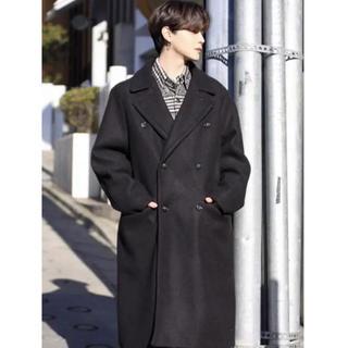 ビームス(BEAMS)の週末限定値下げxu購入 WOOL long coat(チェスターコート)